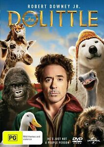 Dolittle (DVD), NEW SEALED AUSTRALIAN RELEASE REGION 4 lot 134
