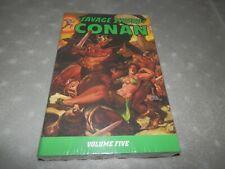 Savage Sword of Conan TPB Vol. 5 2009 Dark Horse NM GN Graphic Novel Trade