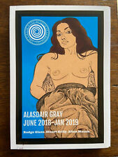Alasdair Gray /Viktor Wynd Museum Catalog /Allan Massie/Stuart Kelly/Rodge Glass