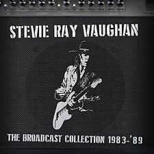 STEVIE RAY VAUGHAN-THE BROADCAST COLLECTION 1983-89-NEW 9 CD BOX SET