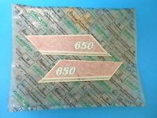 DECAL DX SX  COPPIA CAGIVA ALAZZURRA 650/85 PART N.(000043661-662)