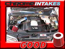 BLUE RED 1998 1999 2000 2001-2005 VW PASSAT GL/GLS/GLX 2.8L V6 AIR INTAKE KIT