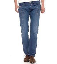 Diesel Safado 0801 C Regular Slim Straight Jeans W31 L34 100% Authentique