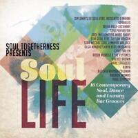 SOUL TOGETHERNESS Presents SOUL LIFE NEW & SEALED MODERN SOUL CD (EXPANSION)