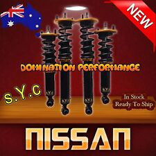 NISSAN SKYLINE GTST R34 (4WD) Coilover Kit - Complete SYC Adjustable Suspensions