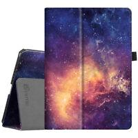 For Apple iPad Folio Leather Case Stand Smart Protective Cover Auto Wake / Sleep
