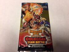 Dinosaur King Booster Pack - Colossal Team BattleOVP neu Upper Deck