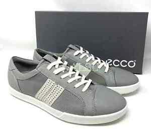 ECCO Wild Dove Shadow Grey Men's All Sizes Sneakers 858634 56664