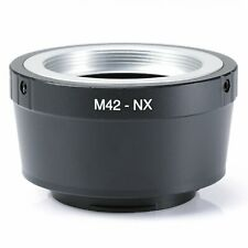 M42-NX Mount Adapter Ring for M42 Lens to Samsung NX1100 NX30 NX1 NX3000 NX5