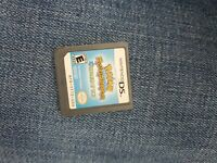 Pokemon Mystery Dungeon: Explorers of Time Nintendo DS 2008 game only tested