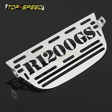 Motorcycle Oil Cooler Guard Cooling Protector For BMW R1200GS 2006-2012 Sliver