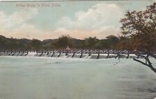 Holkar Bridge in Flood, Poona