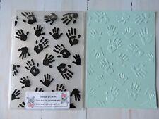 Embossing Folde  -  Baby Hands