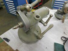 Brown Amp Sharpe Universal Grinder Headstock Attachment