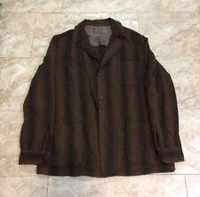 Pendleton Pure Virgin Wool Blazer Coat Size Men's XL