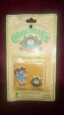 Vintage 1983 Cabbage Patch Pin and Ring