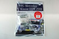 DeAgostini AMG Mercedes C-Klasse DTM 2008 Kit +Heft OVP Ausgabe Nr.75