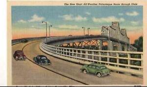 [21227] Greenville-Lake Village Bridge MI - 1942