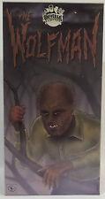 Horror: el Lobo De Hojalata Figura hecho en 1991 por robot House Inc..