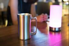 20oz Premium Stainless Steel Vacuum Double Wall Insulated Beer Mug Coffee Cup