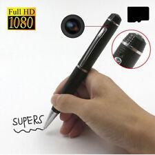 Mini 1080P HD Spy DVR Hidden Fisheye Camera Pen USB DV Audio Video Recorder Cam