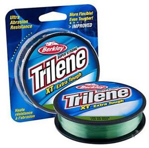 Berkley Trilene XT Fishing Line 300 Yards Green 10 12 14 17 Lb Test Choice