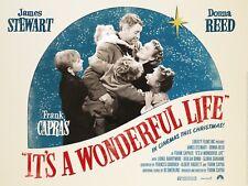 It's A Wonderful life FRIDGE MAGNET (2.5 x 3.5 inches)(AC)