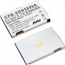 BA630 BA700 BR50 BX610 850mAh battery for Motorola Razr V3 series PEBL U6