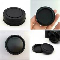 58MM Plastic Front Lens Cap With String Cover Accessory DSLR For SLR Camera P8Y4