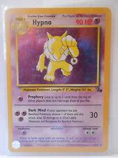 Hypno Holo Pokemon Card