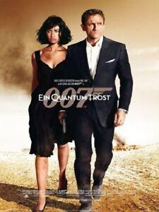 James Bond 007  Ein Quantum Trost - A1 Filmplakat - (FILMPOSTER-KEINE DVD) HP
