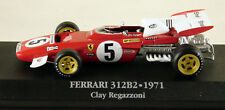 FERRARI 312B2 - Clay Regazzoni 1971 - Atlas Editions JH05 1:43 scale - NEW