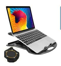 HUANUO Adjustable Laptop Stand with Cooling Function