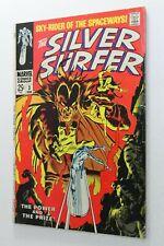 SILVER SURFER # 3 - Marvel 1968 - 1st App MEPHISTO - KEY BOOK - WANDAVISION?