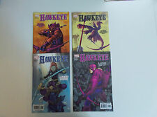 Hawkeye #5-8 (Aug 2004, Marvel) Avengers, Black Widow, Defenders, Civil War