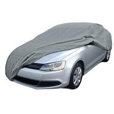 BDK Max Armor Car Cover for Jetta - UV Proof, Water Repellent, Breathable