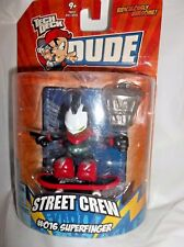 TECH DECK DUDE RIDICULOUSLY AWESOME STREET CREW-#016 SUPERFINGER