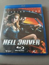 Blu ray 3d Hell Driver