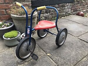 Superb Vintage Triang Childs Trike/Tricycle Original Paint 60's?