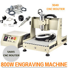 5 AXIS ENGRAVER USB CNC3040Z ROUTER ENGRAVING DRILLING MILLING MACHINE 3D CUTTER