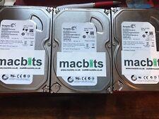 El Capitan 10.11.6 OSX Préchargés 500 Go 7200 tr/min disque dur pour mac pro 1.1/2.1