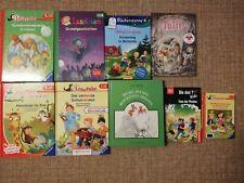 kinder lernbücher (leserabe 1.lesestufe und andere), gebraucht, sehr gut
