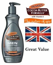 Palmers Cocoa Butter Mens Hand & Body Lotion With Vitamin E 400ml Pump