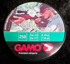 Gamo Precision Pellets HUNTER .177 CAL 250 count