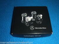 Mercedes Benz Original Set 4 Ventilzierkappen Neu OVP