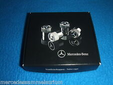 Mercedes Benz Genuine Lot De 4 Casquettes De Garniture De Vanne