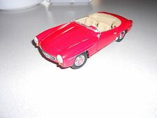 Maisto 1/18 Scale Diecast '55 Mercedes 190 SL For Parts*Lots of Good Parts*Look