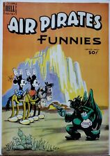 AIR PIRATES FUNNIES #2 VF/NM 9.0 HELL COMICS 8/1971