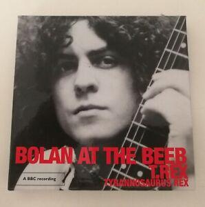 BOLAN AT THE BEEB - MARC BOLAN  T.REX (3 CD BOX - A BBC RECORDING)