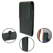 Belt Case For BLU View 1 Vertical Magnetic Closure Holster Cover